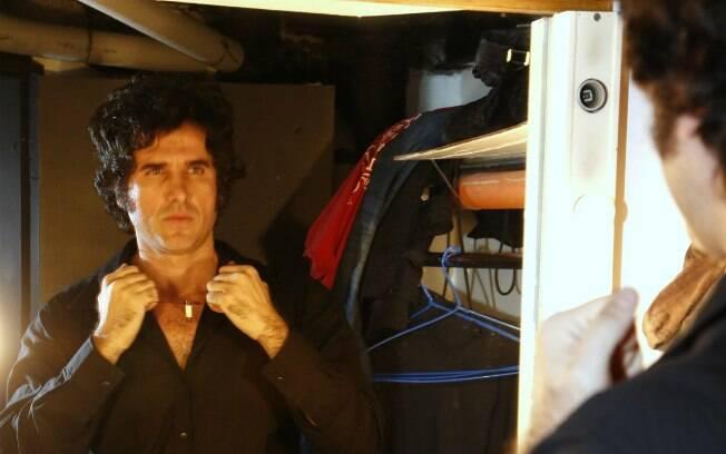 Eriberto Leão se transforma em Jim Morrison