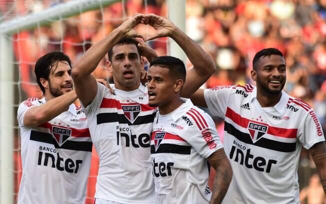 São Paulo levou o primeiro turno do Brasileirão 2018