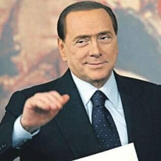 Ex-premiê e líder de direita Silvio Berlusconi já se proclamou a favor do casamento gay