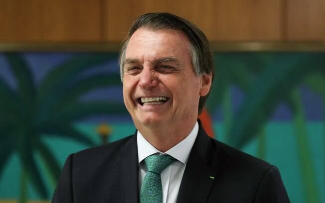 Bolsonaro usou colete à prova de balas em inauguração de aeroporto na Bahia