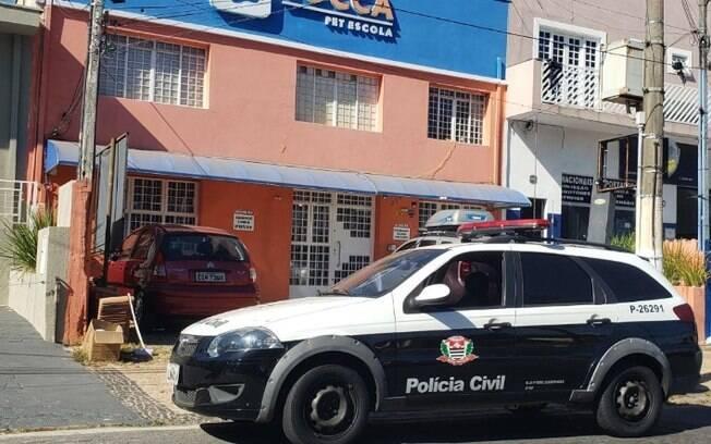 Caso ocorreu nesta terça-feira (4) em Campinas.