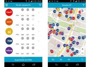 Aplicativo Anatel Serviço Móvel, da agência reguladora, permite que usuário consulte a qualidade das operadoras direto no seu aparelho, desde que rode Android ou iOS