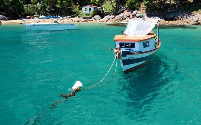 Ilhabela conta com praias paradisíacas