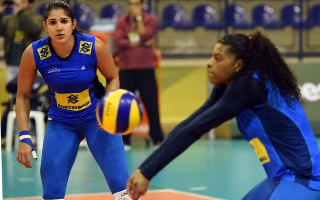 Após conquistar o Grand Prix, seleção feminina treina em Saquarema para a Rio 2016