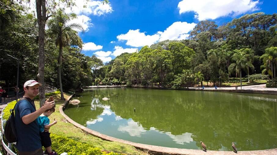 Horto Florestal e Parque da Cantareira serão administrados por iniciativa privada