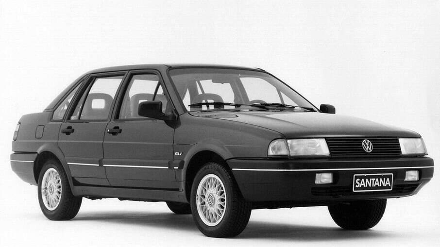 Para 1991, a linha ganhava frente em formato em cunha, como o modelo europeu e a traseira estava mais harmoniosa