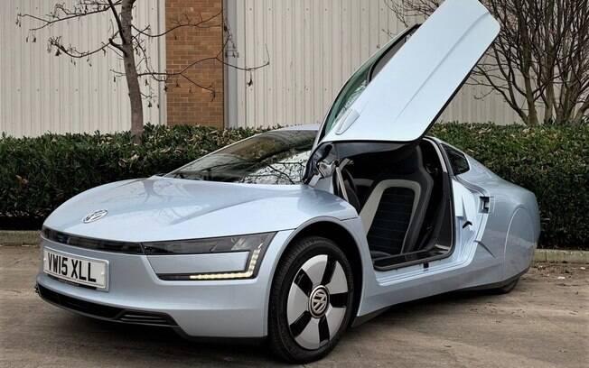 Protótipo da VW à venda já é da versão de produção, que traz mais conforto que os primeiros conceituais desenvolvidos