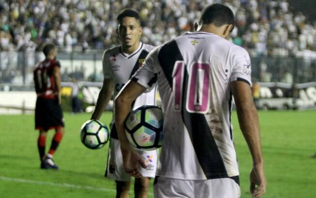 Vasco começou temporada com números preocupantes que o rebaixou em 2015