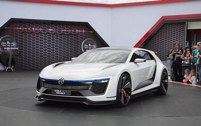 Com 400 cv, o híbrido Golf GTE Sport foi confirmado para o estande da Volkswagen no Salão do Automóvel.
