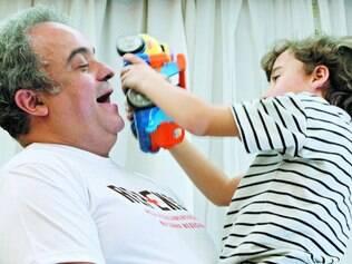 Leandro Ramires importou o CBD para o filho mesmo sem autorização da Anvisa