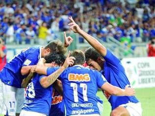 Confiança. Mesmo com o quadro de adversidade na competição continental, Cruzeiro está nas cabeças entre os apostadores em sites
