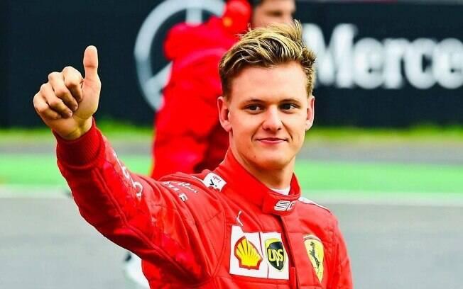 Filho da lenda da Formula 1