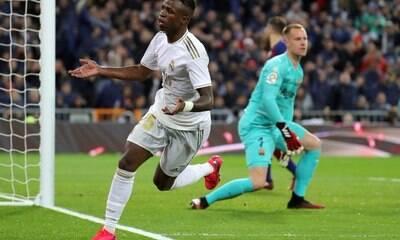 Manchester United mira Vinícius Júnior, diz site