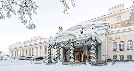 Conheça o mais antigo hotel dos Alpes Suíços