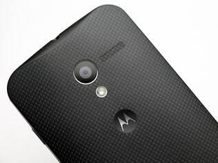 Câmera do Moto X é de 10 megapixels