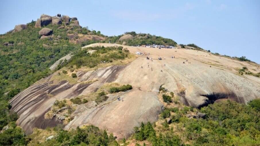 A Pedra Grande é uma das áreas de proteção ambiental mais importantes de São Paulo.