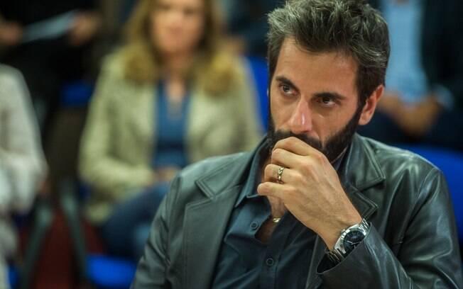 Flávio Tolezani ostenta a melhor atuação da novela