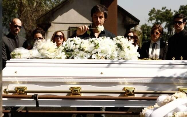 Thalesse sente culpado pela morte da noiva
