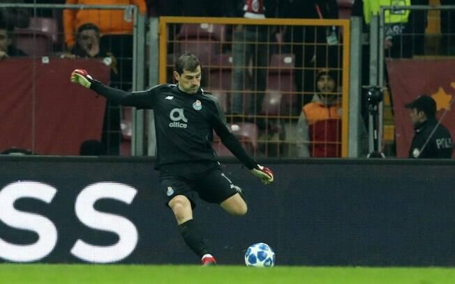 Goleiro Iker Casillas
