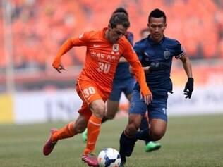 Montillo foi uma das contratações do futebol chinês nesta temporada