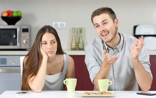 Muitos homens fazem comentários sexistas disfarçados de elogios