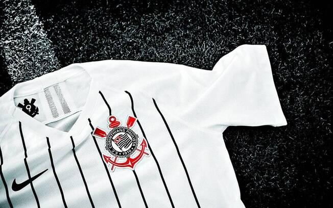 Novo uniforme do Corinthians para 2019 homenageará Ronaldo.
