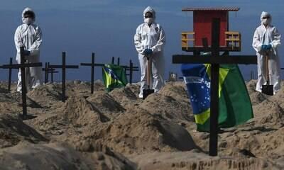 Rio de Janeiro ainda lidera taxa de letalidade por Covid-19 no Brasil