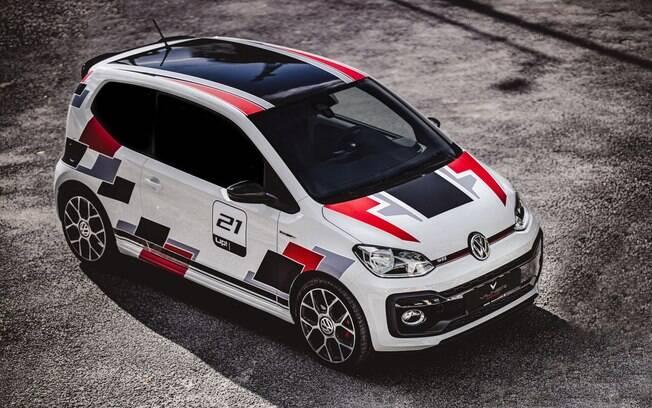 VW Up! GTI: versão esportiva do subcompacto que é sucesso de de crítica, mas não tem vendido bem no Brasil