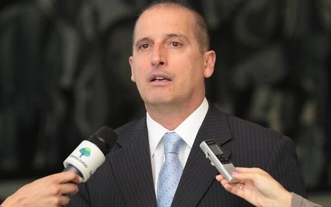 Ministro Onyx Lorenzoni, da Casa Civil