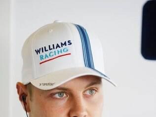 Bottas da Williams, foi o mais veloz ao marcar o tempo de 1min43s884