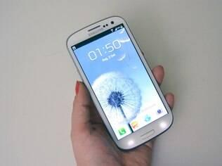 Galaxy S III é um dos smartphones que usa chips com arquitetura ARM