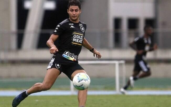 Marcinho, ex-jogador do Botafogo