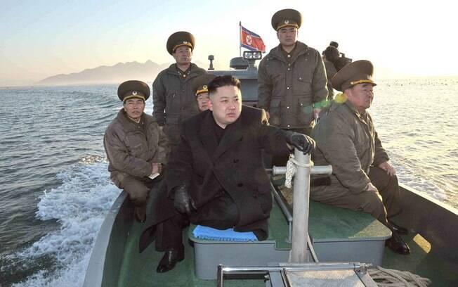 Kim Jong-un, líder norte-coreano, é torcedor da Inter de Milão, de acordo com senador