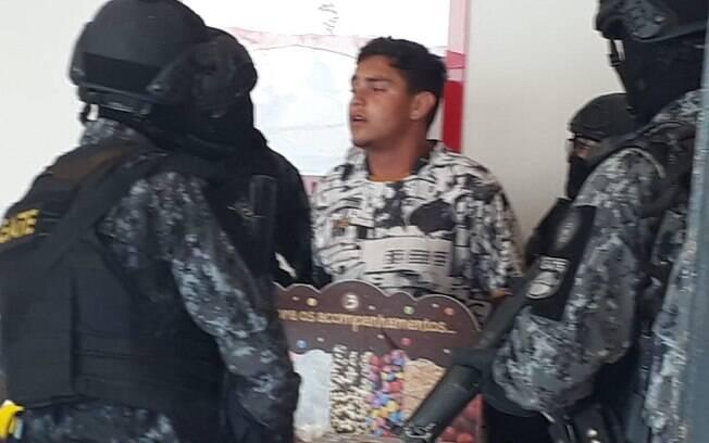 Policiais do GATE invadiram sorveteria para assegurar preservação da vida de Diogo