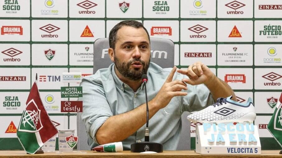 Mário Bittencourt abordou alguns assuntos importantes a respeito da disputa da Libertadores