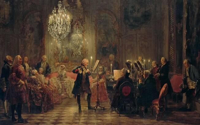 A ópera deu o tom das músicas no período romântico