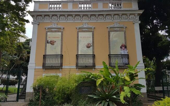Museu do Índio, em São Paulo