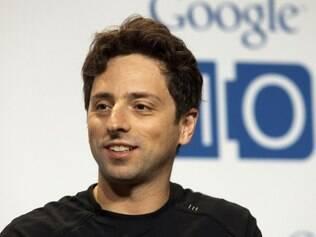 Sergey Brin, cofundador do Google, é um dos mais envolvidos no Google X, segundo fontes