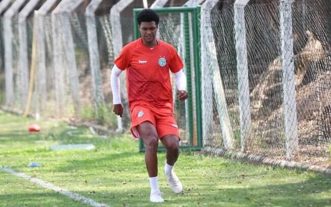 Guarani acerta rescisão e Bruno Paulo está fora do clube