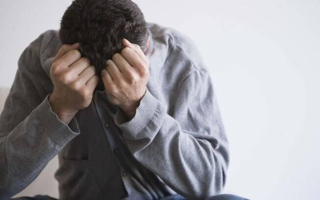 Depressão pós-parto também atinge homens