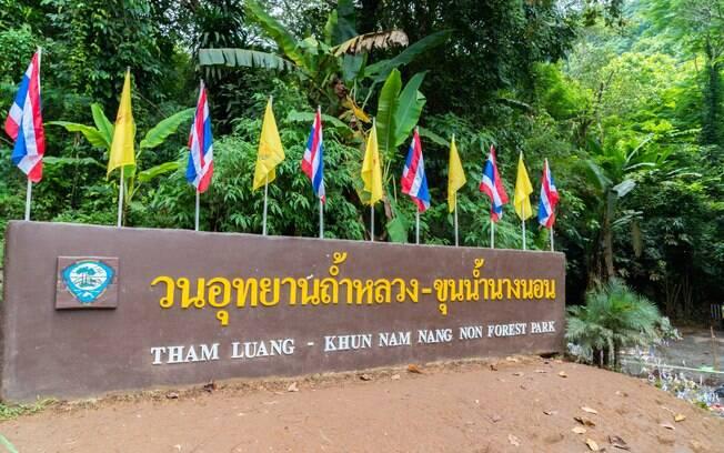 O parque nacional em que fica a caverna já foi parte dos planos turísticos tailandeses, mas sem muito sucesso