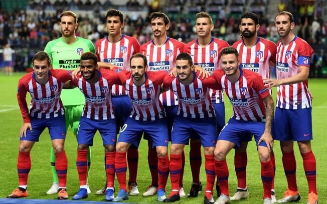 Atlético de Madri é o grande campeão da Supercopa Europeia 2018