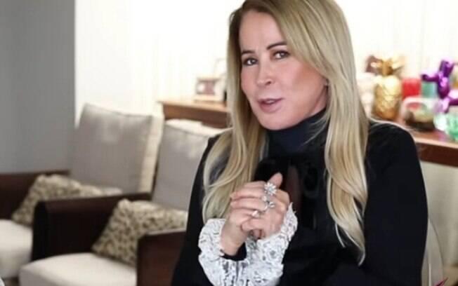 Zilu Camargo causou polêmica em entrevista para Matheus Mazzafera