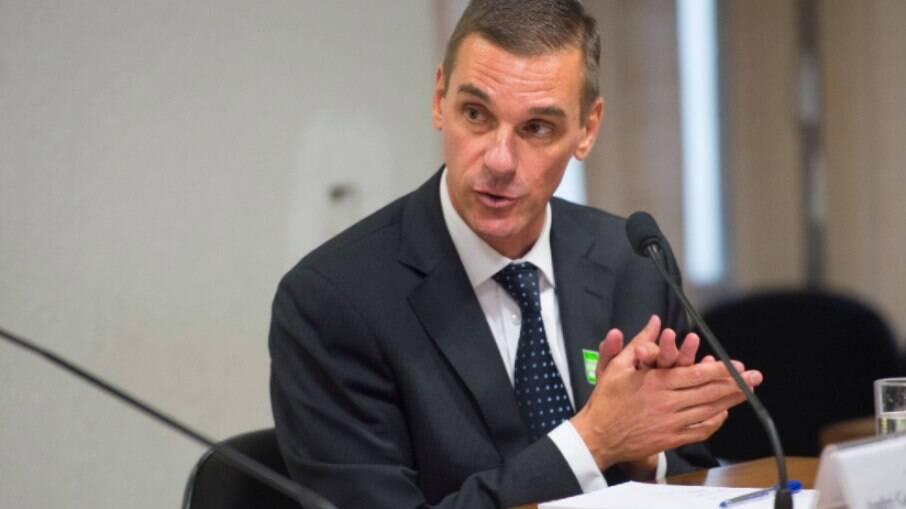 André Brandão ameaçou deixa o cargo na semana passada, após desavenças com Jair Bolsonaro