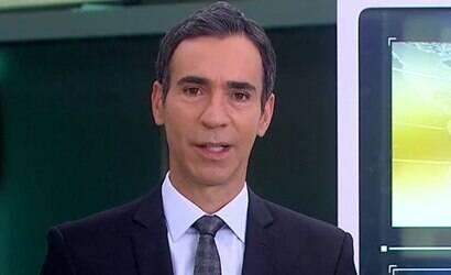 """Tralli assume o """"Jornal Hoje"""" e levanta audiência da Globo"""