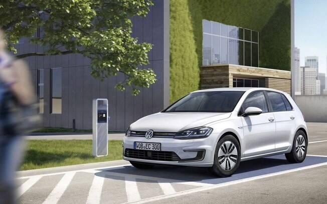 VW Golf elétrico: aumento da demanda global, principalmente na Alemanha onde é atualmente produzido em série