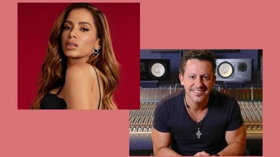 Anitta respondeu Rick Bonadio no Twitter