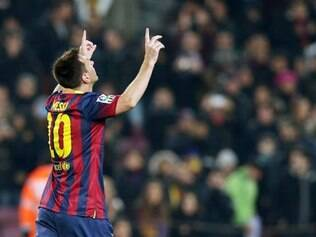 Argentino conduziu Barça à mais uma vitória no Espanhol