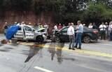 Fiat Argo sofre grave acidente em estrada de MG, antes do lançamento