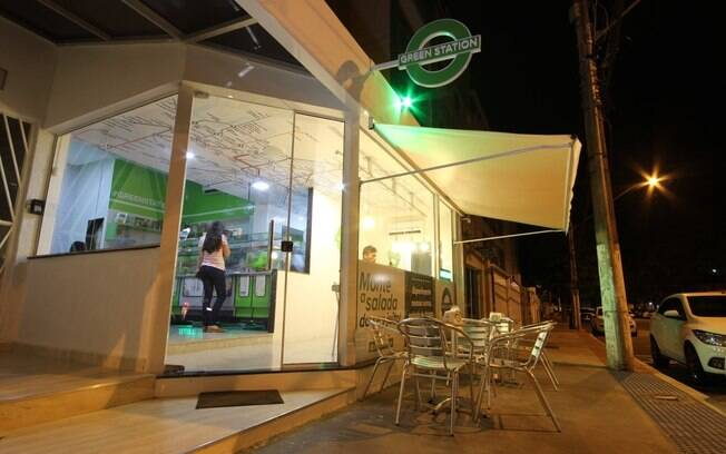 Franquias: Conheça a Green Station, rede que oferece alimentação saudável por kilo